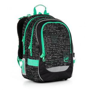 Školní batoh TOPGAL -  CHI 866 A - Black