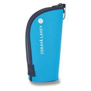 Zdravá lahev - Termoobal 0,5 CABRIO REFLEX - modrý