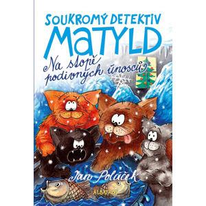 Soukromý detektiv Matyld: Na stopě podivných únosců