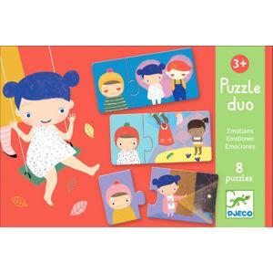 Puzzle Duo - Emoce