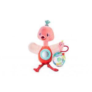 Lilliputiens - plameňák Anais -  plyšová hračka