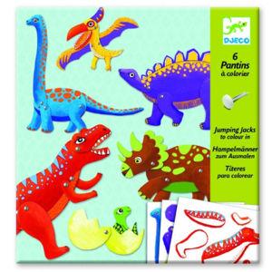 Pohyblivé figurky - Dinosauři