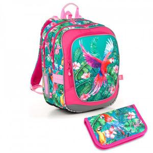 Školní batoh a penál Topgal  ENDY 18001