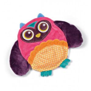 Mazlící hračka - sova