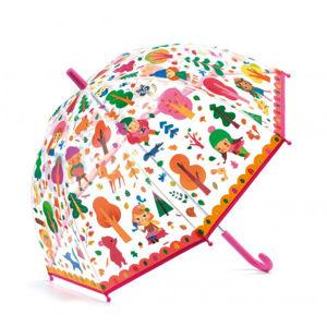 Dětský deštník - les