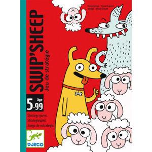 Ovečky a vlci - karetní hra
