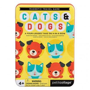 Magnetická hra Kočky a psi