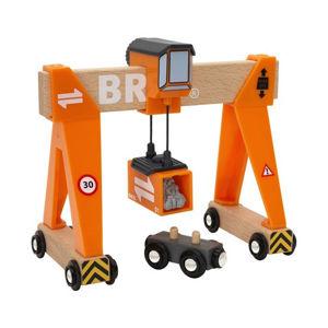 Brio - Konstrukční jeřáb